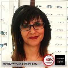 Wiosenna #promocja trwa. Właśnie skorzystała z niej Pani Ilona :) Nowe okulary #RayBan - zmiana wizerunku - SUPER, a dodatkowo #prezent i to dla Siebie - dlaczego nie. Pozdrawiamy Panią Ilonę.