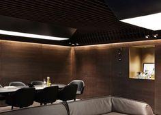 Phòng thư giãn lấy cảm hứng theo bộ phim ăn khách James Bond