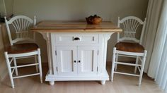 Kitchen Island  Display unit made to order by DoisAndDony on Etsy