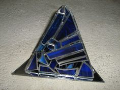 Blau 2, 30 cm