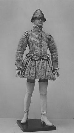 Fencing Doublet | Western European | The Metropolitan Museum of Art