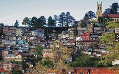 Shimla, India: The queen of hills