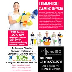 oneISG is among the best commercial cleaning companies that offers top notch commercial cleaning services in Virginia. Floor Cleaning, Kitchen Cleaning, Bathroom Cleaning, Commercial Cleaning Company, Cleaning Companies, Construction Clean Up, Best Commercials, Restaurant Kitchen, Janitorial