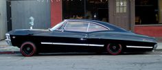1967 Chevy Impala Coupe Lowrider