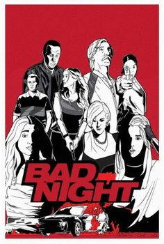 Watch Bad Night 2015 Online Full Movie.When Kate and Abby are mistaken for famous art thieves, their fun night out quickly goes from good to bad.