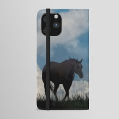 Iphone Wallet Case, Phone Cases, Gifts For Horse Lovers, Photography, Photograph, Fotografie, Photoshoot, Fotografia, Phone Case