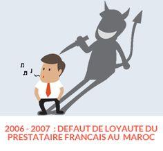 #storytelling du centre d'appel Maxicontact - 2006 : Le call center à qui Maxicontact avait confié la prise de RDV au Maroc est surpris en flagrant défaut de loyauté. Il revendait les positions, personnel, argu de Maxicontact à un client concurrent de Mediaveil, le tout facturé à Maxicontact ! Pris la main dans le sac lors d'un enregistrement, toutes les preuves réunies mèneront à la condamnation judiciaire de cet acteur français connu au Maroc ( ! )