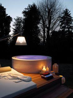 Vasche idromassaggio da giardino | Piscine da esterno | Minipool. Check it out on Architonic