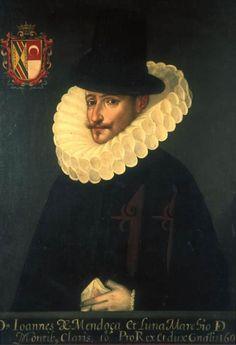 JuandeMendozayLuna.jpg. III marqués de Montesclaros. Casa de Mendoza