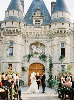 Top Tips on Finding Your Perfect Wedding Venue by @Andri Benson (what an amazing castle venue!)