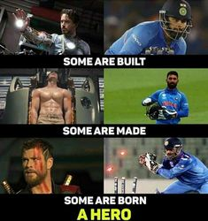 mereuptykoos - 0 results for sports Funny Marvel Memes, Marvel Jokes, Ms Dhoni Profile, Funny Facts, Funny Jokes, Crickets Funny, Dhoni Quotes, History Of Cricket, Ms Dhoni Wallpapers