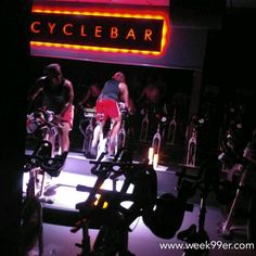 Enjoyed a preview class at @cyclebar at the new Northville location. Did better than my last class! #cyclebarnorthville