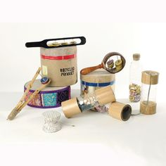 Sarina Leah: i love ethical/handmade/recycled Instruments