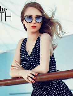 f2a792bdf35d miu-miu sunglasses Navy Blue Dresses, Ray Ban Sunglasses Sale, Cat Eye  Sunglasses