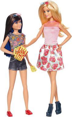 Ken Doll: Barbie Sisters, Accessories & Video Game Hero 2017