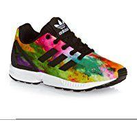sports shoes 9ca37 baa8d adidas Zx Flux K, Zapatillas Bajas para Niños Adidas Zx Flux, Adidas Women,