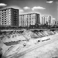 Katowice, Chorzowska (photography: Józef Ligęza)