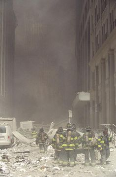 With the 10th anniversary of the Sept. 11, 2001 terror attacks, I recently scanned in my negatives of the photographs I took ten years ago p...