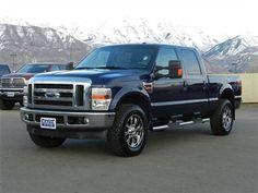 2010 Ford F250 Super Duty Crew Cab LARIAT Truck #wattsatuomotive #truck #lifed #liftedtrucks #ford