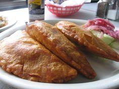 Empanadas de Camaron-Nayarit