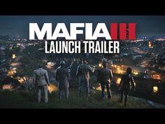 Релизный трейлер гангстерского боевика Mafia III | FatCatSlim | Гики пишут для гиков