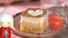Care kimmifan, vi lasciamo un dolce pensiero come dessert <3 #Kimmidoll #ValentinesDay #SanValentino