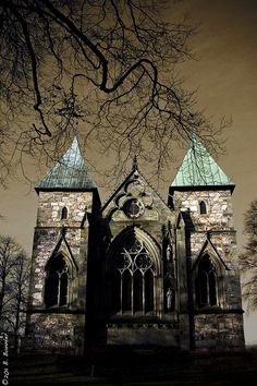 Norway - Stavanger church
