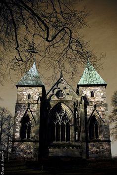 Norway - Stavanger church