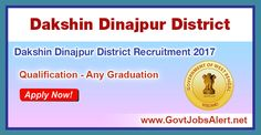 Dakshin Dinajpur District Recruitment 2017 - Hiring Data Entry Operator Posts, Salary Rs.11,000/- : Apply Now !!!  The Dakshin Dinajpur District Government of West Bengal – Dakshin Dinajpur District Recruitment 2017 has released an official employment notification inviting interested and eligible candidates to apply for the positions of Data Entry Operator. The eligible candidates may apply online through the official website (given below).