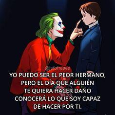Joker, Fictional Characters, Character Quotes, Qoutes Of Life, Love Verses, Facial Massage, The Joker, Fantasy Characters, Jokers