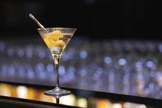 The king of Martini®: drink tradition