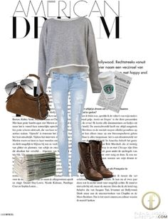 """""""Lazy Day"""" by sarah-0247 ❤ liked on Polyvore"""