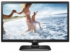 "Monitor TV LED 23,6"" LG 24MT47D - 1 HDMI 1 USB"