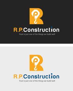 Designed This Logo For Brick And Mortar Constructions An Construction Company Logodesign Brandingdesign Branding Naming Brandidea