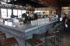 Commercial Bar Top Projects — Custom Bar Tops