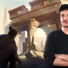Curso online de concept art para videojuegos