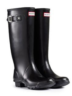 Wide Calf Rain Boots | Wide Fit Rubber Boots | Hunter Boot Ltd