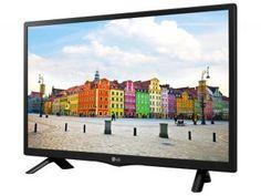 "Monitor TV LED 27,5"" LG 28LF710B - 1 HDMI 1 USB Função Torcida"