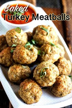 Baked Turkey Meatballs - Perfect for Dinner this Week! The Black PeppercornYou can find Ground turkey meatballs an. Ground Turkey Meatballs, Perfect Turkey, Baked Turkey, Dinner This Week, Chicken, Canning, Ethnic Recipes, Black, Food