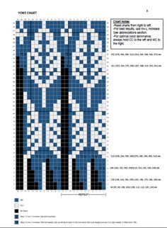 Knitting Chart Resources – The Best Ideas Fair Isle Knitting Patterns, Fair Isle Pattern, Knitting Charts, Knitting Stitches, Knitting Sweaters, Crochet Chart, Filet Crochet, Fair Isle Chart, Knitting Projects