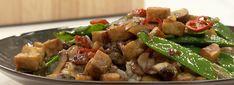 Tempeh, Kung Pao Chicken, Ethnic Recipes, Food, Essen, Meals, Yemek, Eten