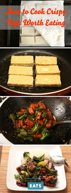 The beauty of the technique is that with this coating under my belt, I'm now equipped to incorporate crisp tofu into any number of stir-fries, which means my vegan menu options have just become virtually limitless, and coincidentally, so have yours.