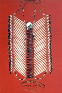 Native American Breast Plate