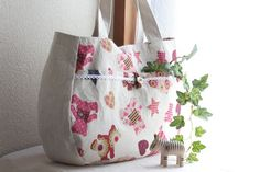 free pattern - lesson bag