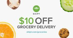 Free Groceries! | Shipt