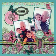 Paper Wishes® Weekly Webisodes, Scrapbooking Videos using Daydreams Artful Card Kit