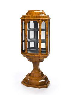 Early 19th century vitrine