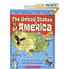 8 The United States Of America A State By Guide Pretty