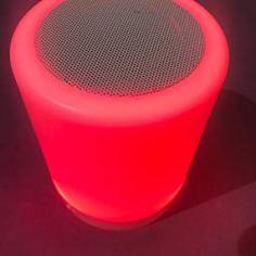Devcool LED Touch Lamp Bluetooth Speaker, Wireless HiFi: Amazon.in: Electronics Mood Lamps, Hifi Speakers, Touch Lamp, Sd Card, Bluetooth, Usb, Electronics, Amazon, Amazons