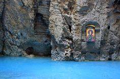 Vault in Pyatigorsk, Caucasus, image credit: Dana